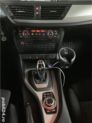 Bmw Seria X X1, automat 8+1 joystick, 2012 - imagine 3