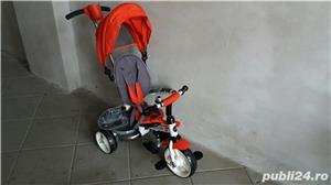 Tricicleta rosie - noua - imagine 1