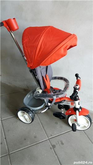 Tricicleta rosie - noua - imagine 2