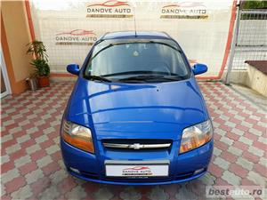 Chevrolet Kalos,GARANTIE 3 LUNI,BUY BACK,RATE FIXE,motor 1400 cmc,95 Cp,Clima. - imagine 2