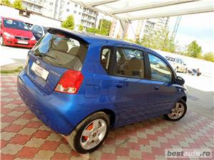 Chevrolet Kalos,GARANTIE 3 LUNI,BUY BACK,RATE FIXE,motor 1400 cmc,95 Cp,Clima. - imagine 5