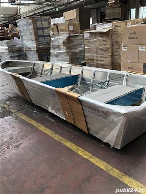 Barca aluminiu Alaska 500 SR - imagine 5