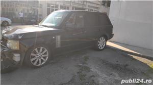 Range Rover Vogue 4.2 avariat - imagine 1