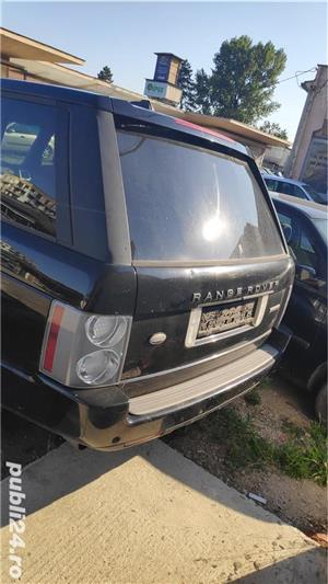 Range Rover Vogue 4.2 avariat - imagine 2