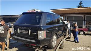 Range Rover Vogue 4.2 avariat - imagine 5