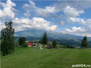 Teren 5300 zona Bran-Moeciu, satul Pestera - imagine 2