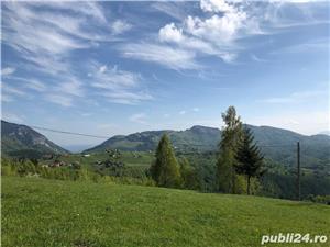 Teren 5300 zona Bran-Moeciu, satul Pestera - imagine 4