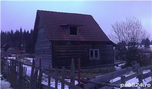Cabana in lucru cu teren in Belis  - imagine 4