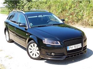 Audi A4, 2.0 Tdi, 2006, Variante auto, Inscrisa Ro - imagine 2