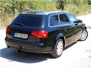 Audi A4, 2.0 Tdi, 2006, Variante auto, Inscrisa Ro - imagine 3
