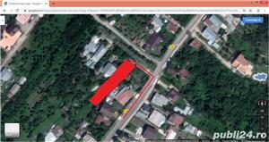 FARA COMISION, teren intravilan, Paulesti, str. Nicolae Iorga, 1061 mp - imagine 1