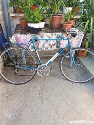 Bicicleta semicursieră Sputnik - de colecție. - imagine 9