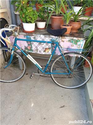 Bicicleta semicursieră Sputnik - de colecție. - imagine 8