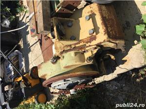 Cutie de viteza buldoexcavator - imagine 2