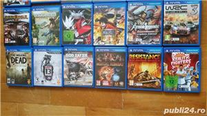 pachet de jocuri playstation, PS VITA ,40 jocuri - imagine 6