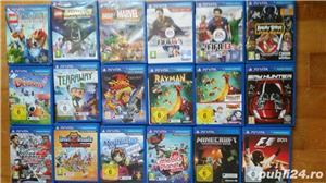 pachet de jocuri playstation, PS VITA ,40 jocuri - imagine 5