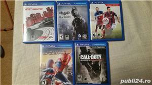 pachet de jocuri playstation, PS VITA ,40 jocuri - imagine 2