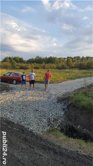 Vand teren la schimb cu auto ( SUV ) in Bistrita - imagine 8