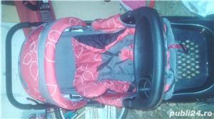 vând caruceor pentru bebe - imagine 3