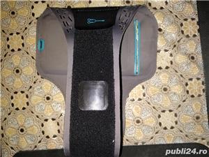 Husa telefon Arm-Band reflectorizanta. - imagine 1