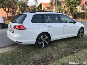 Golf 7 , 135000 km , istoric VW , an 2014 , piele/navi/masaj/parkpilot - imagine 4