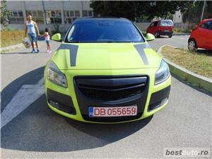 Opel Insignia 4x4 - imagine 11