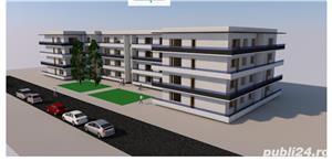"""Teren Bloc=48 apartamente,2-3 Blocuri16+16+16=48 ap)incadrat program """"Prima casă""""/""""O familie,o casă"""" - imagine 1"""