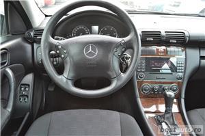 Mercedes c220 an:2005=avans 0 % rate fixe aprobarea creditului in 2 ore=autohaus vindem si in rate - imagine 9