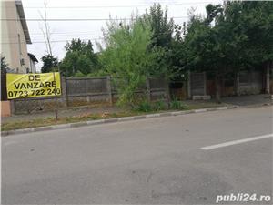 Vanzare 729mp teren Bucuresti Doi Cocoşi Străuleşti metrou lac, 240E mp discutabil padure zona vile - imagine 4