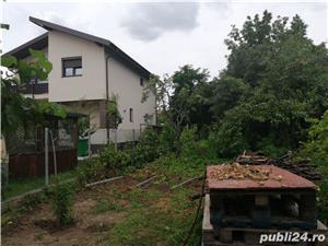 Vanzare 729mp teren Bucuresti Doi Cocoşi Străuleşti metrou lac, 240E mp discutabil padure zona vile - imagine 8