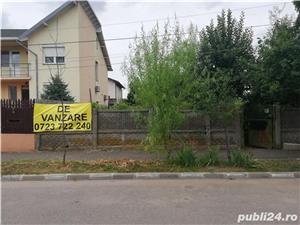 Vanzare 729mp teren Bucuresti Doi Cocoşi Străuleşti metrou lac, 240E mp discutabil padure zona vile - imagine 9