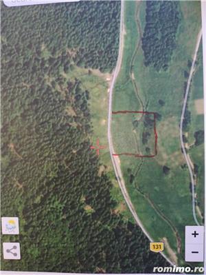 Vând teren cabană-Arieșeni 1200mp - imagine 2