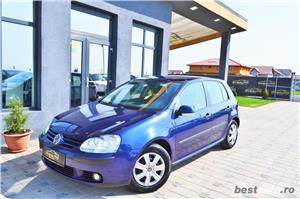 Vw Golf 5 AN:2005=avans 0 % rate fixe aprobarea creditului in 2 ore=autohaus vindem si in rate - imagine 5