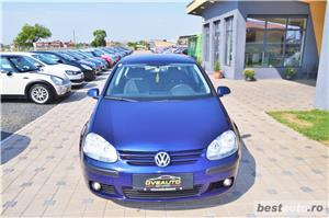 Vw Golf 5 AN:2005=avans 0 % rate fixe aprobarea creditului in 2 ore=autohaus vindem si in rate - imagine 7