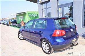 Vw Golf 5 AN:2005=avans 0 % rate fixe aprobarea creditului in 2 ore=autohaus vindem si in rate - imagine 9