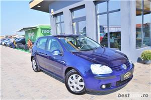 Vw Golf 5 AN:2005=avans 0 % rate fixe aprobarea creditului in 2 ore=autohaus vindem si in rate - imagine 6