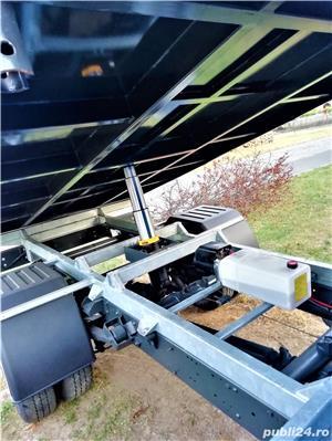 Iveco Daily Basculabil pe 3 parti , 2001 , motor 2800 , 130 CP  - imagine 11