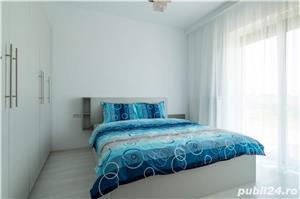 Apartament 3 camere, la cheie, cu 2 balcoane,89,81 mp utili,Fundeni,Dobroesti - imagine 11