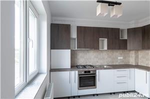 Apartament 3 camere, la cheie, cu 2 balcoane,89,81 mp utili,Fundeni,Dobroesti - imagine 10