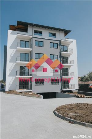 Penthouse decomandat, 2 terase, lift si parcare subterana -P.Cluj - imagine 6