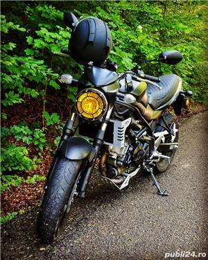 Suzuki SV 650 ABS Custom - imagine 1