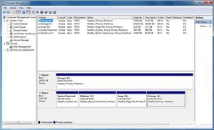 Vand PC AMD Phenom Dual(Quad)-Core 2.20GHz, DDR2 4GB, HDD 240GB - imagine 5