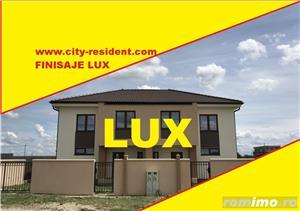 CITY RESIDENT 1/2 duplex de lux, DUMBRAVITA VAND LA PRET DE PROPRIETAR DIRECT DEZVOLTATOR IMOBILIAR - imagine 1
