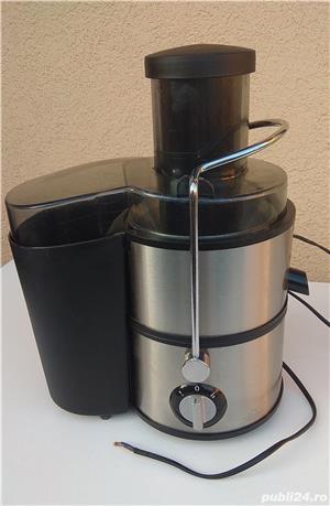 storcator fructe si legume, juicer robot Optimum RK-0650 DEFECT piese - imagine 1