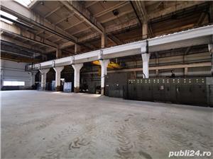 Inchiriez hala industriala Baia Mare cu pod rulant - imagine 3
