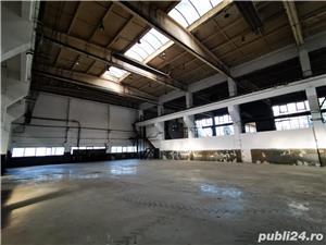 Inchiriez hala industriala Baia Mare cu pod rulant - imagine 8
