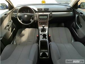 Vw Passat,GARANTIE 3 LUNI,BUY BACK,RATE FIXE,Motor 2000 Tdi,110 cp,Euro 5. - imagine 9