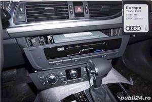 Update harti Audi RMC A1, A6, A7, Q3