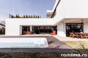 Vanzare vila Premium - individuala, piscina, lac - Corbeanca! - imagine 1