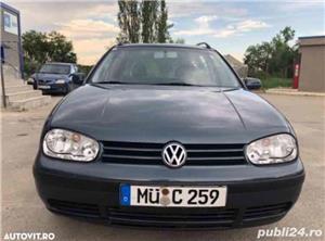 VW golf 4 fara rugina sau alte defecte  - imagine 8